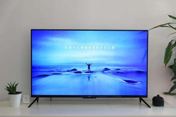 小米电视4 49英寸评测:人工智能语音 4.9mm金属超薄