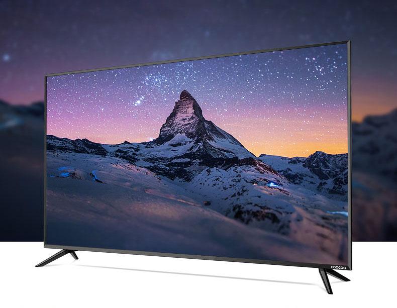 听话的电视更懂你 49吋酷开5A双11预售中