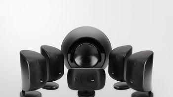 #原创新人#新家总要奢侈一下:Bowers & Wilkins MT-60D 5.1音箱与Denon 天龙 AVR-X4200W 功放不专业评测