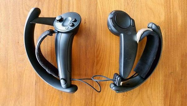 Valve展示了最新的Knuckles开发套件EV2 进行了重大设计改进