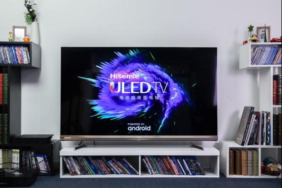 搭载自研芯片,海信U8E电视能否挑起画质大梁?