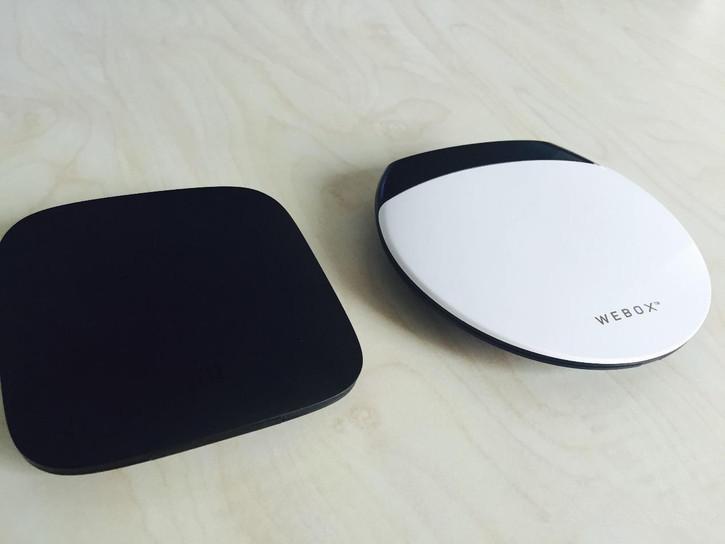 泰捷盒子WE30对比小米盒子增强版 配置解析