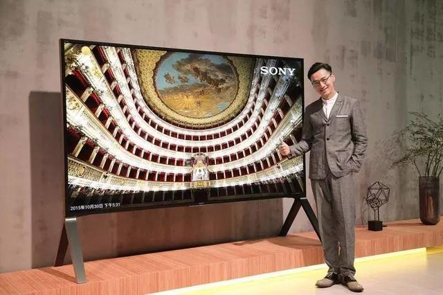 王思聪买的50万索尼100英寸电视到底好在哪?