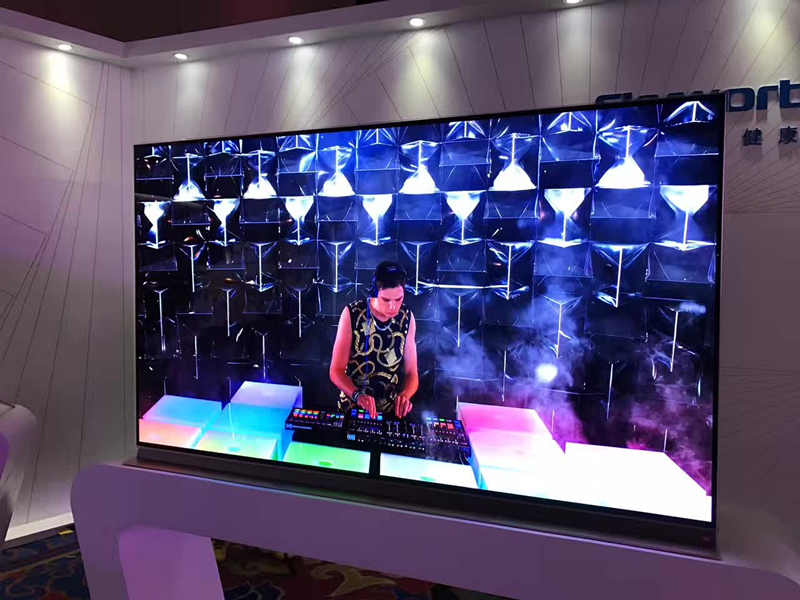 """创维推出""""薄如纸""""的OLED新品Wallpaper """"未来电视""""已来?"""