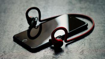 健身新装备——Plantronics 缤特力 BackBeat FIT 运动蓝牙耳机