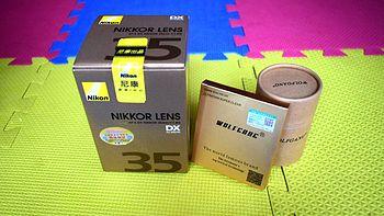 从零开始学摄影 篇二:Nikon 尼康 AF-S DX 35mm f/1.8G 单反镜头 这样买似乎更划算