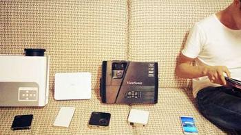 那些年我玩过的投影仪 篇一:ViewSonic 优派 Pro 7827HD 高清投影仪 开箱测试