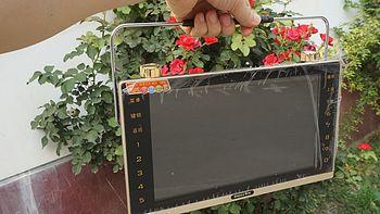 引领广场舞 — Shinco 新科 MD-790 移动DVD老人唱戏机 开箱