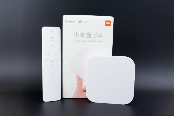 小米盒子4 :智能小巧家居首选,让你的电视机内容丰富起来