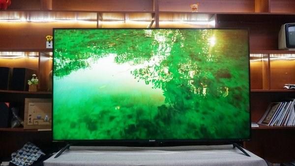 """当电视能拥有绝顶""""大脑"""":夏普睿智70C6UM电视体验评测"""