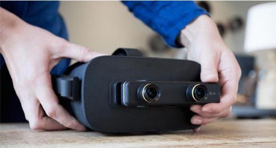 新神器ZED Mini深度摄像头 可将Rift/Vive变成AR头显