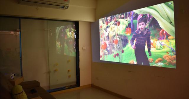 Epson EH-TW650投影机体验—轻松进入100寸的大屏幕世界