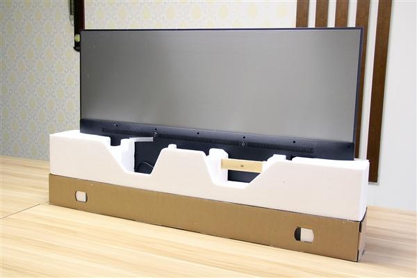 55寸小米电视3S开箱图赏