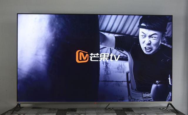 芒果+杜海涛+智能+量子点 这款网络电视自带光环