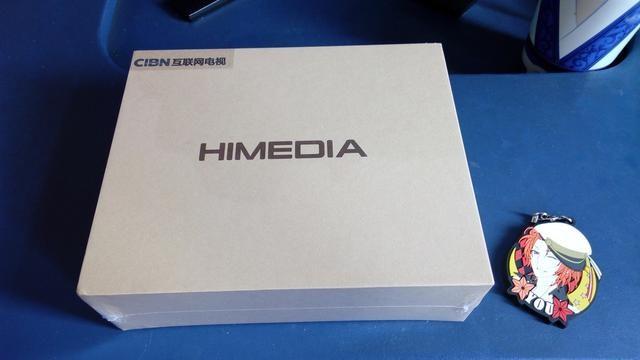 战斗力UP的新成员,HIMEDIA 海美迪 H7四代白金版电视盒子