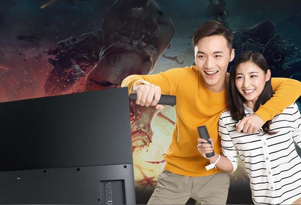 夏普 LCD-60TX7008A4K坐拥实景级的影院体验