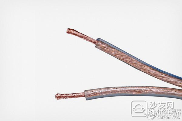 使用喇叭线连接到低音炮的高电平输入端子