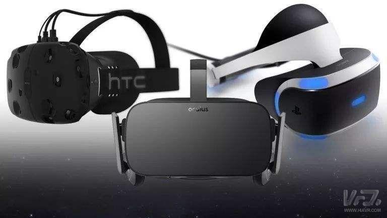 VR头显销量正在缓慢增长