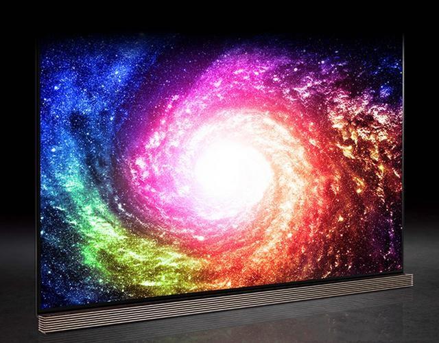 发现生活本质之美-LG 65吋OLED电视!