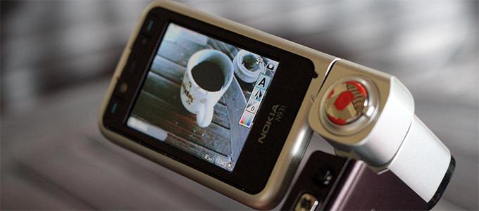 百花齐放的年代——造型独特的手机盘点