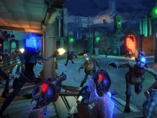 VR射击《长眠地下》更新玩法 支持MR拍摄