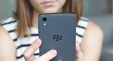 黑莓第二款安卓机体验 安全的廉价生产力工具