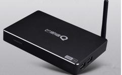 海美迪芒果嗨Q A8通过内置浏览器安装电视直播软件
