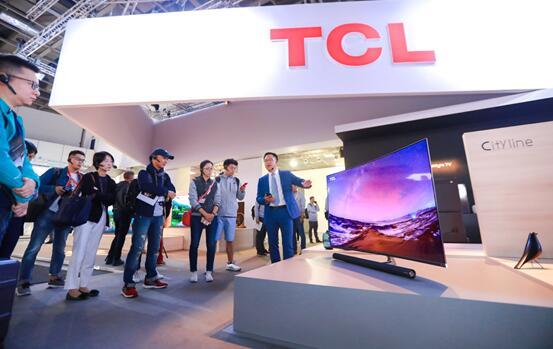 中国品牌实力闪耀2018 IFA,TCL电子携4款新品惊艳亮相