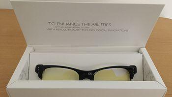 #原创新人#专为程序员设计的防蓝光眼镜——Gunnar Cypher 防蓝光眼镜