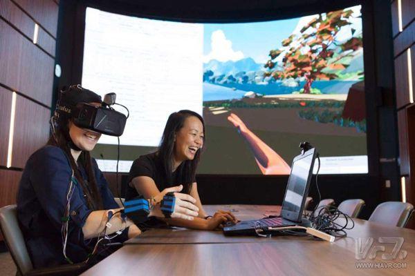 你相信吗 虚拟现实可以帮助中风患者恢复运动机能