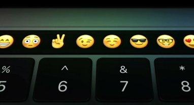 苹果发布全新MacBook Pro 触控条称得上革命