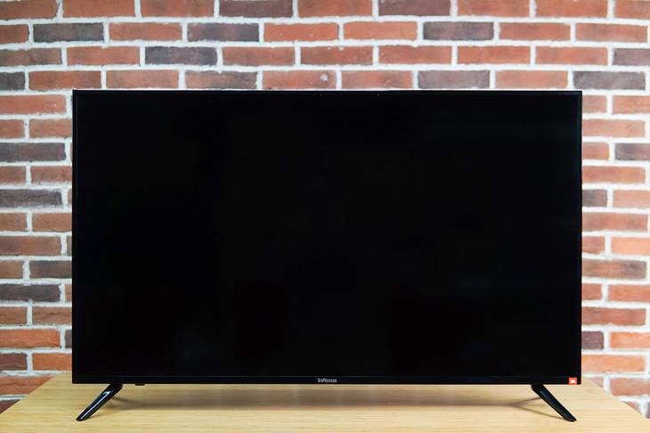 让年轻人玩到嗨!InFocus富可视50英寸电视评测
