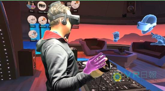Tribe XR推音乐培训平台 应用兼容Oculus Rift
