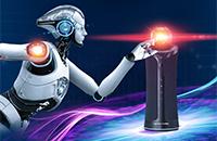 海美迪视听机器人登陆CES电子展