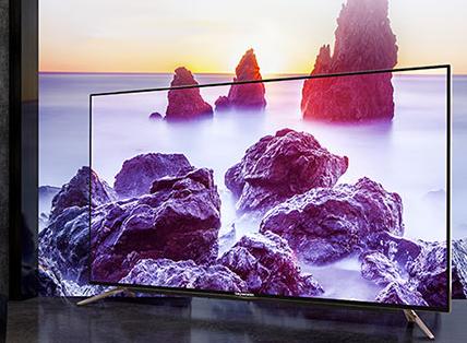 创维GLED 55GS:55寸4K智能电视推荐