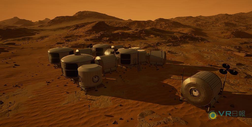 玩出新花样《火星2030》编辑器支持VR模式