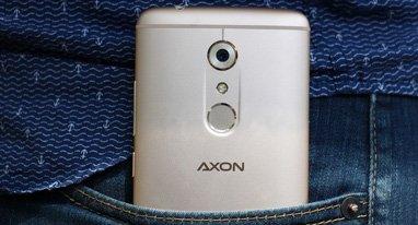 外媒评中兴Axon 7 适合独特审美用户选择