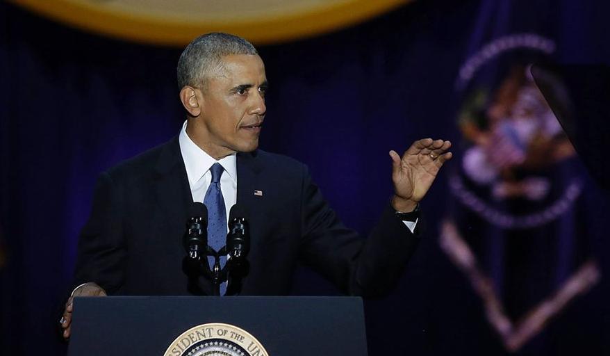 奥巴马告别演讲视频完整版,智能电视观看方法