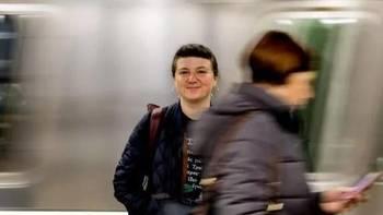"""""""通勤地狱""""不存在,地铁真正的作用是摄影人的创作现场"""