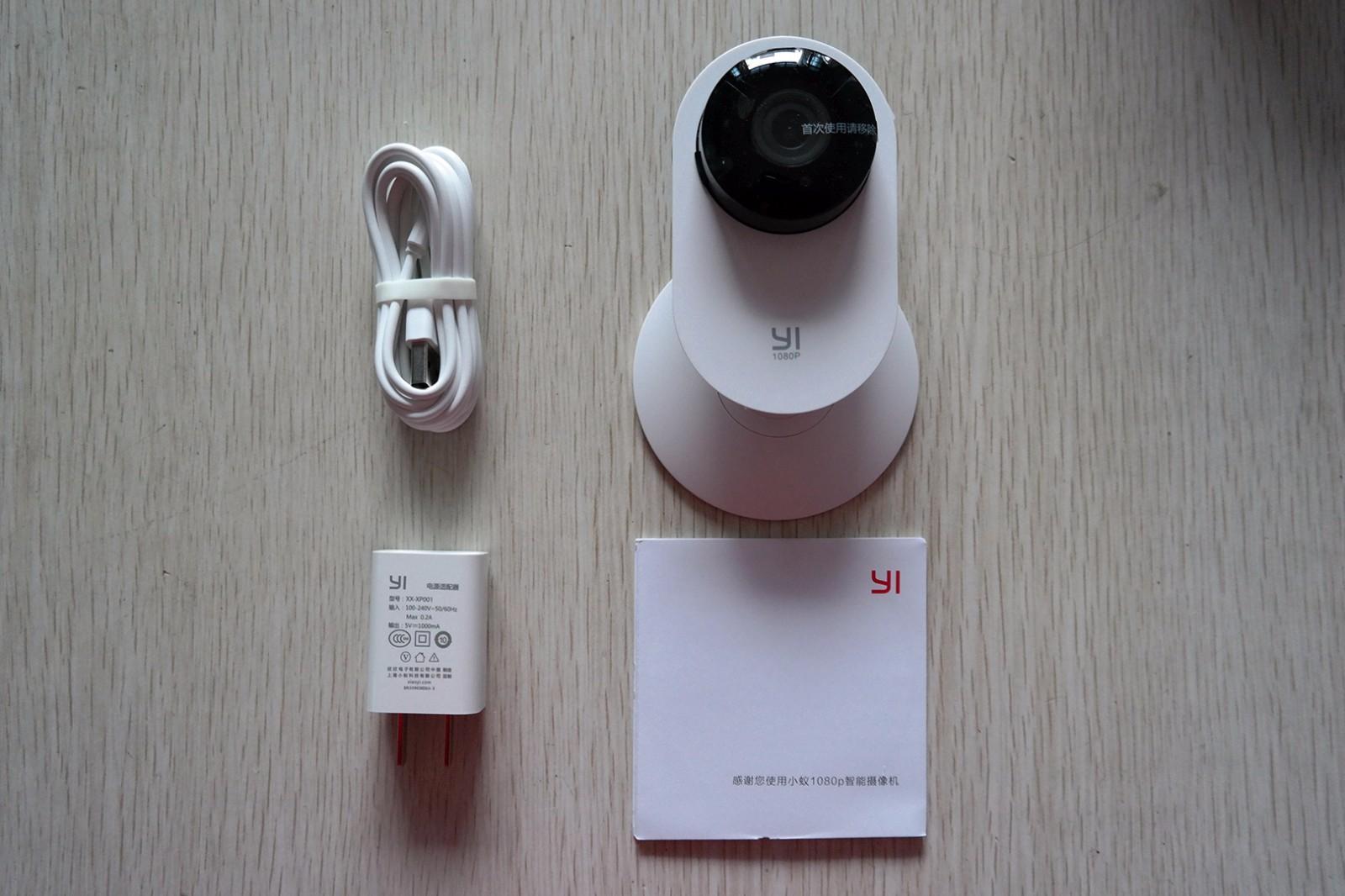 不仅仅是提升画质 小蚁智能摄像机1080P评测