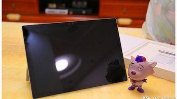 为了他那微软出身买单:Microsoft 微软 Surface Pro 4 平板电脑 高配版开箱