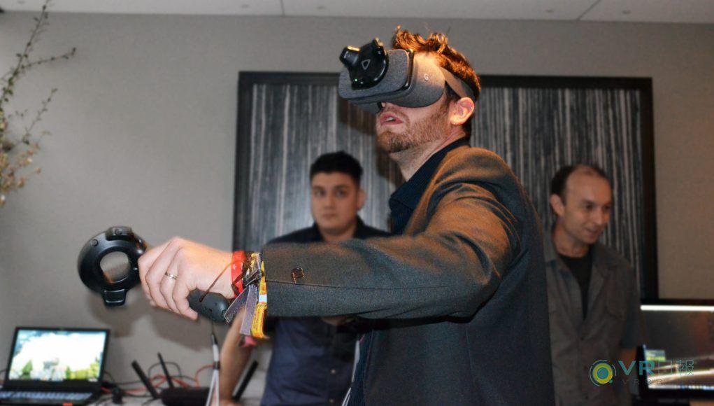 英特尔尝试通过串流技术让多个VR硬件协同工作