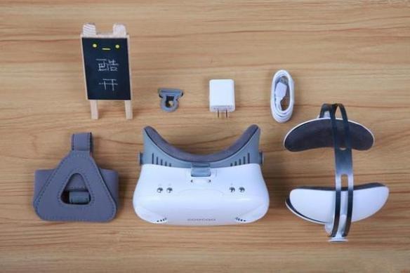 酷开VR随意门G1机身设计工艺介绍 开箱/机身评测