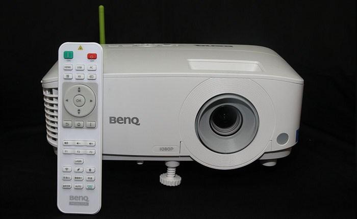 高清+智能明基智能商务投影机E580评测