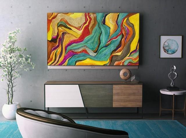 将OLED发挥淋漓尽致 创维这台电视妙壁生画
