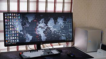 分享冷门 ITX 小机箱 使用点滴 和 更换电源风扇