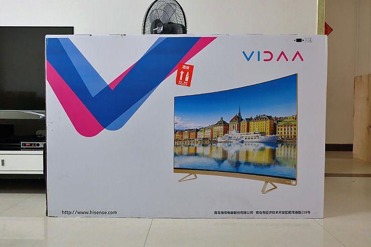 来自V星球的VIDAA电视:超级影院般的奢华享受