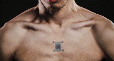 皮肤里植入这个设备 你可能就能看到鬼了