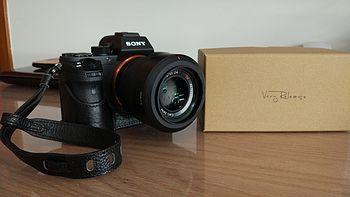 给SONY 索尼大法A7R2的保护——入手VR真皮相机保护套和腕带