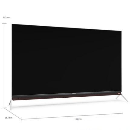 新品首发 康佳LED55X8液晶电视只需3698元
